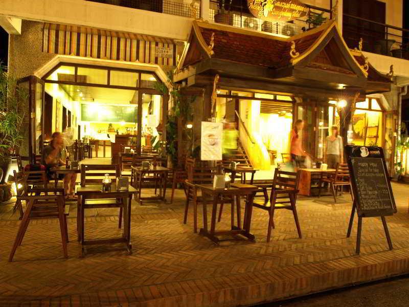 Indigo House Hotel - Restaurant