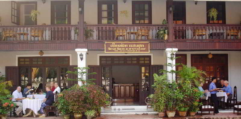 Villa Senesouk - Restaurant