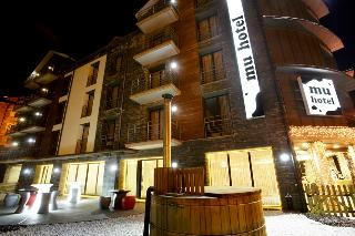 Hotels in Andorra: Mu Plaza Andorra