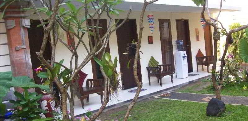 Hotels in Bali: Abian Boga Guest House