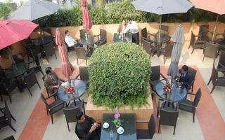 Swiss Garden - Terrasse