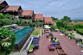 Kiridara Luang Prabang - Terrasse