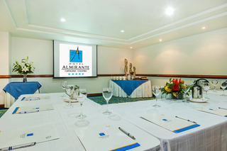 Almirante Cartagena - Konferenz