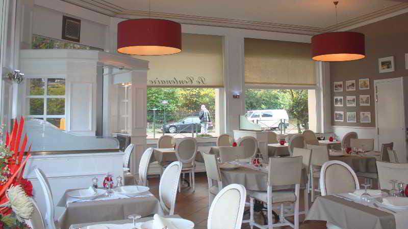 Le Centenaire Brussels Expo - Restaurant