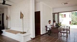 Victoria Xiengthong Palace - Diele