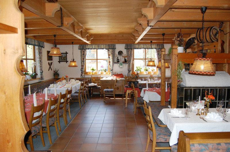 Gasthof zur Post - Restaurant