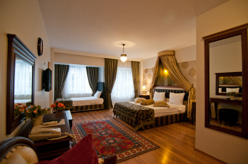 Boutique hotel noahs ark hotel in old city istanbul for Was sind boutique hotels