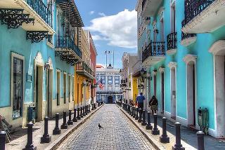 Hotels in Puerto Rico Island: Plaza De Armas