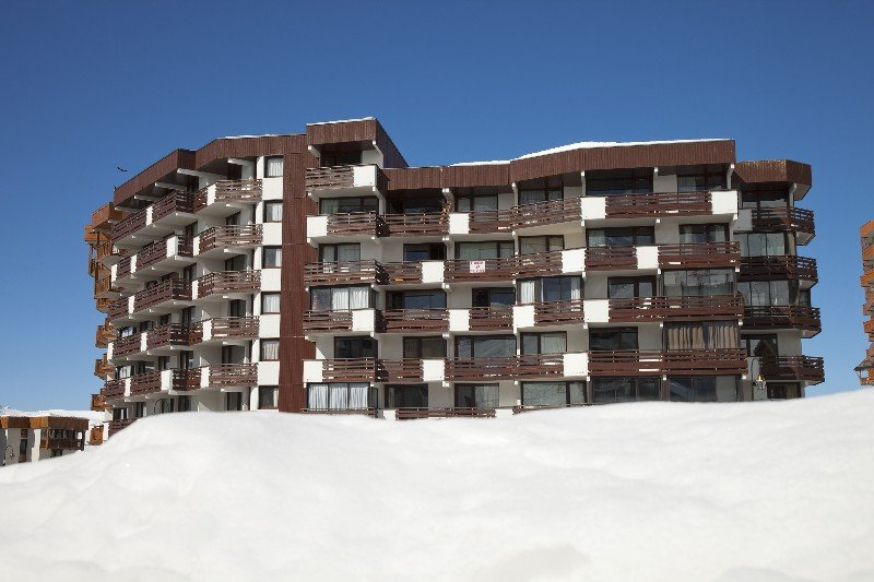 Hotels in French Alps: Residence Maeva Le Schuss