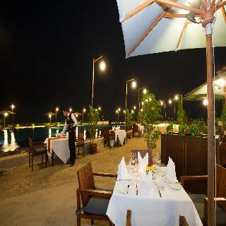 Luang Prabang View Hotel - Restaurant