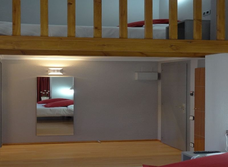 Ordino Hotel - Zimmer
