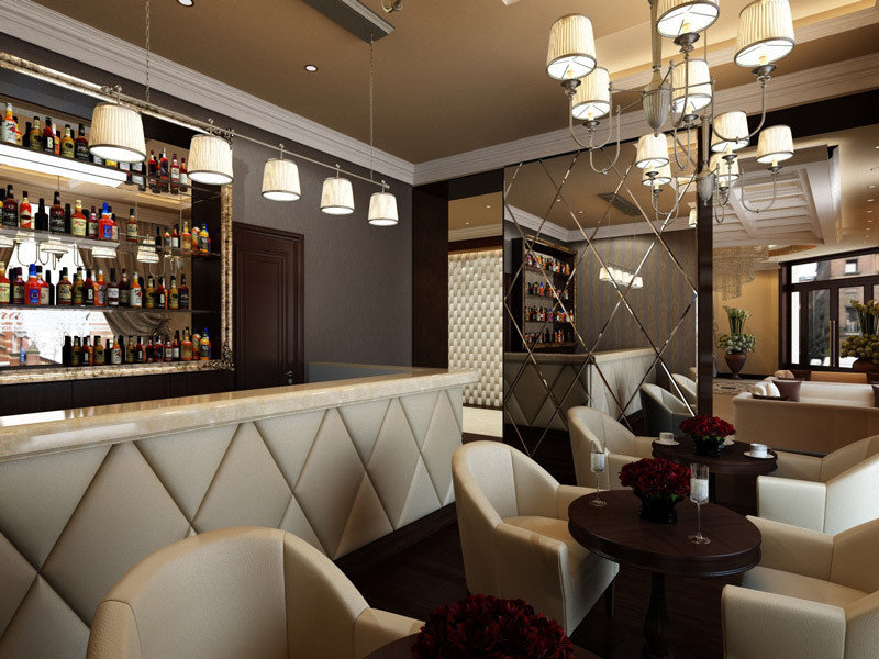 National Hotel - Bar