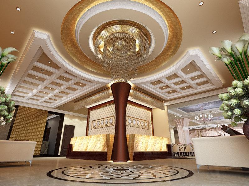 National Hotel - Diele