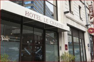 Hôtel Citotel Le Chantry