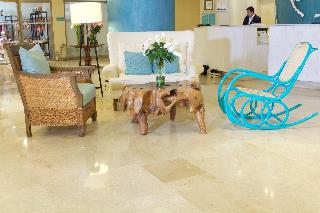 Radisson Cartagena Ocean Pavillion Hotel - Diele