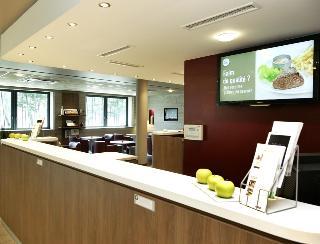 Hotels in Nantes: Campanile Nantes Centre St Jacques