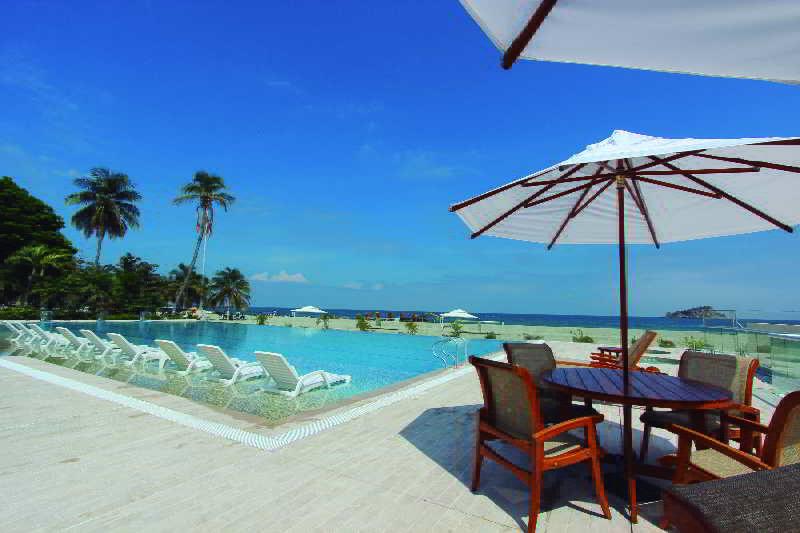 Hotels in Santa Marta: Hotel Tamaca Beach Resort