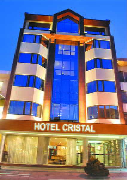 Hotels in Bariloche: Cristal