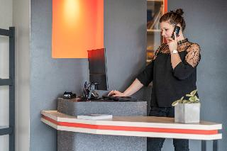 Hotels in Nantes: City Residence Nantes Beaujoire