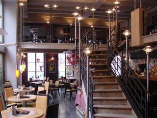 Koffieboontje Hotel - Restaurant