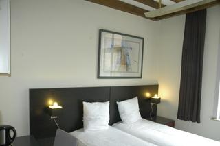 Koffieboontje Hotel - Zimmer