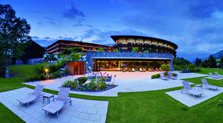Hotels in Austrian Alps: Travel Charme Ifen Kleinwalsertal
