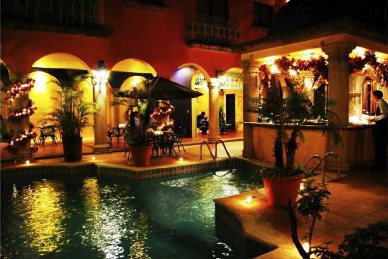 Portal del Angel Hotel - Pool