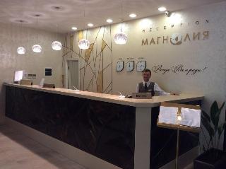Hotels in Sochi: Sochi-Magnolia