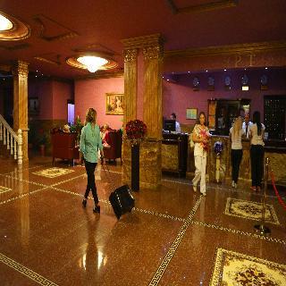 Sochi Palace Hotel Complex - Diele