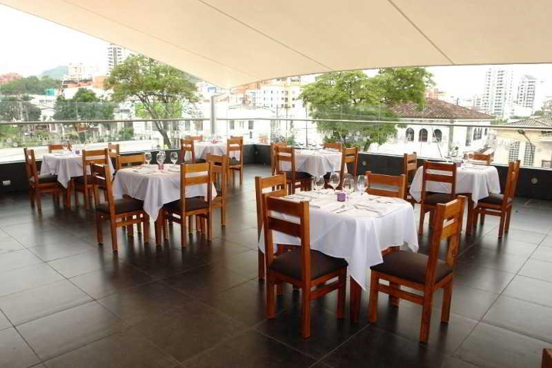 Zione Luxury Hotel Pereira - Restaurant