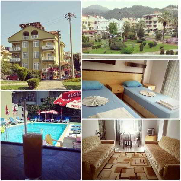 Club ege apart hotel marmaris from 6 for Corse appart hotel