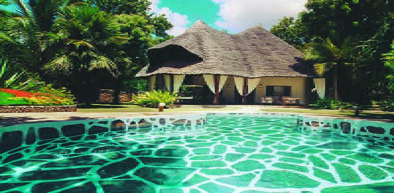 Hotels in Mombasa: Kilili Baharini Resort & Spa