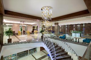 5 sterne hotel ramada resort kusadasi golf in for Romido einrichtung