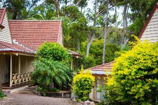 Hotels in Byron Bay & North Coast - NSW: Pacific Palms