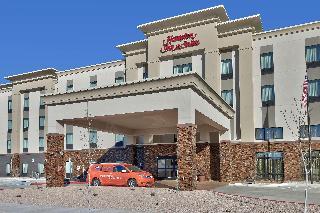 Hampton Inn and Suites Albuquerque Airport, NM, Albuquerque International Sunport Airport