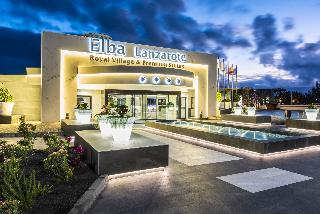 Hotels in Lanzarote: Elba Premium Suites