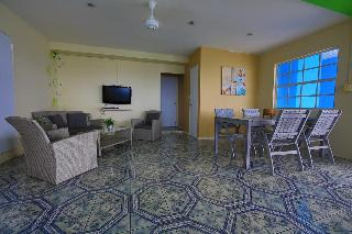 Hotels in Curacao: Blue View Apartments