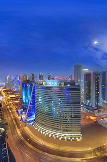 Hotels in Doha: The Curve Hotel