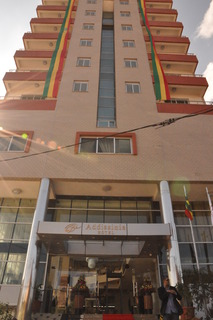 Hotels in Addis Ababa: Addissina Hotel