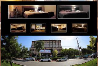 Hotels in Hamadan: Parsian Hamedan hotel