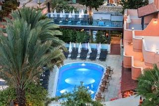 Hotels in Alanya: May Flower Aparthotel