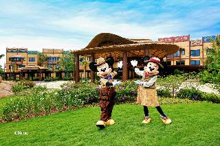 Hotels in Hong Kong: Disney Explorers Lodge