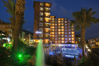 Hotels in Alanya: Villa Moonflower Aparts&suites