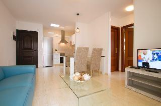 Hotels in Lanzarote: Apartamentos Sara