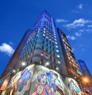 Hotels in Hong Kong: Hotel Madera Hollywood