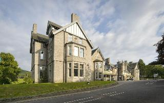 The Invercauld Arms Hotel, Aberdeen Surroundings