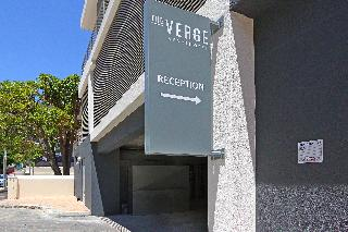 Hotels in Cape Town: The Verge Aparthotel