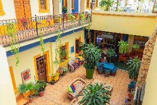 Hotels in Guadalajara Centro: Casa Vilasanta