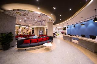 Hotels in Guangzhou: Ibis Guangzhou Yuexiu Park Metro Station Hotel