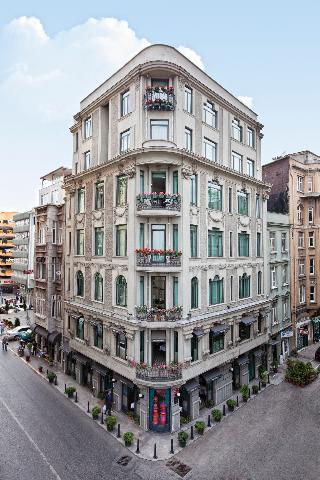 Hotels in Istanbul: Karakoy Rooms
